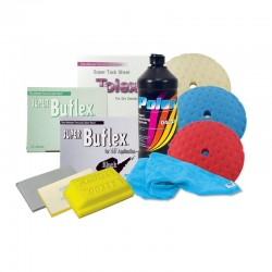 Polex DRY Sanding Polishing Kit
