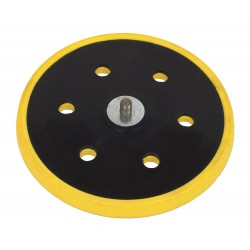 "Eagle 6"" Stickon Streamlined Disc Pad DUSTLESS"