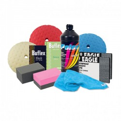 Polex WET Sanding Polishing Kit