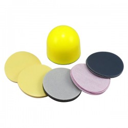3 inch Mini Sanding Disc Starter Kit - Finishing