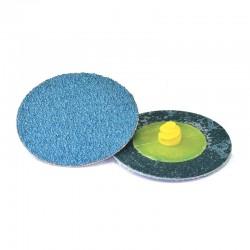 """Super-Loc 2"""" Blue Zirconium Discs"""