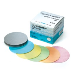 """Super Assilex 3"""" Super-Tack Discs"""